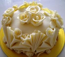エレガントケーキ