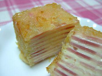 ベーコン&チーズ