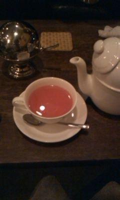 桃とバニラの紅茶