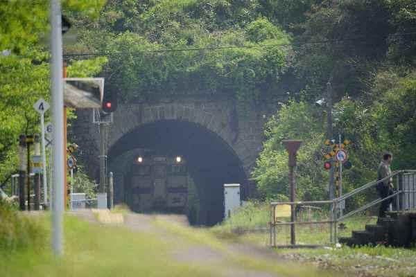 レフ採銅所トンネル