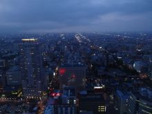 中学受験社会のブログ-夜景1