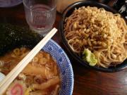 つけ麺(たぬきそば麺)