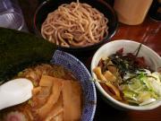 つけ麺(並)ちゃーしゅー飯セット