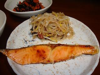 100309鮭の粕漬け