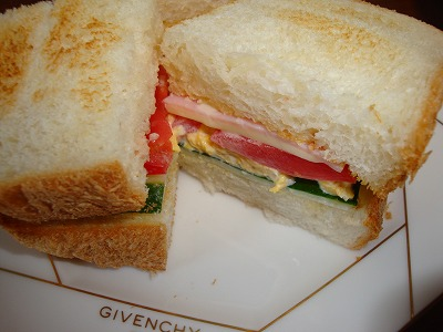 100521サンドイッチ