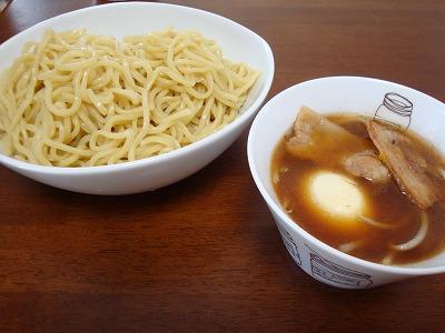 100607つけ麺