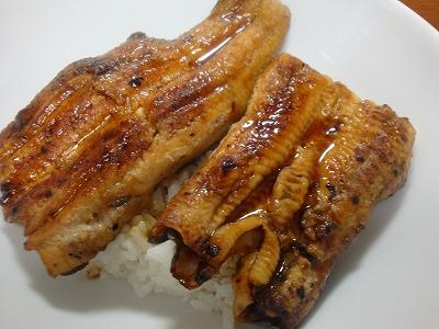 100731鰻丼