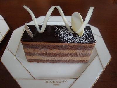 100808なごみのチョコレートケーキ