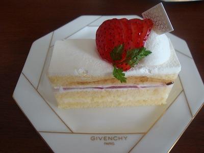 100808なごみのショートケーキ