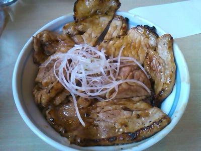 101117豚丼