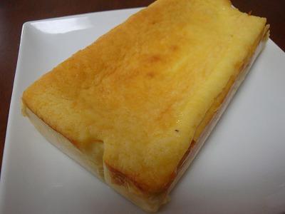 101123サツマイモのチーズケーキ②