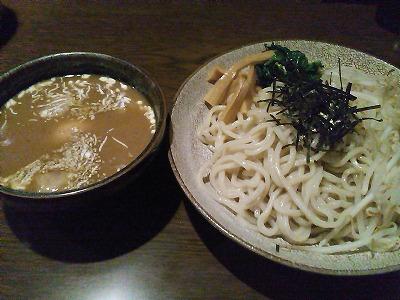 101215味噌つけ麺
