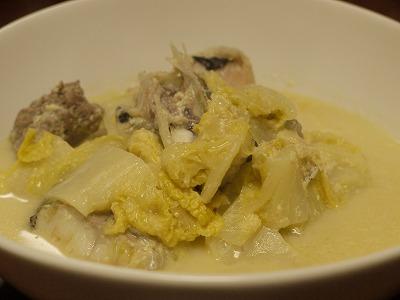 110122豆乳鍋(2)