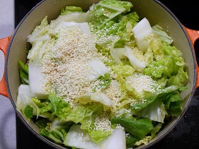 141025白菜たっぷり簡単塩鍋 (1)