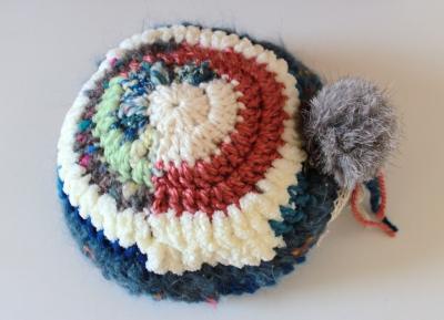 糸MIX帽 (2)