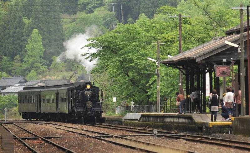 白石駅到着へ