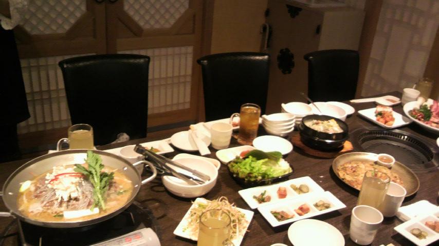 M誌韓国料理1