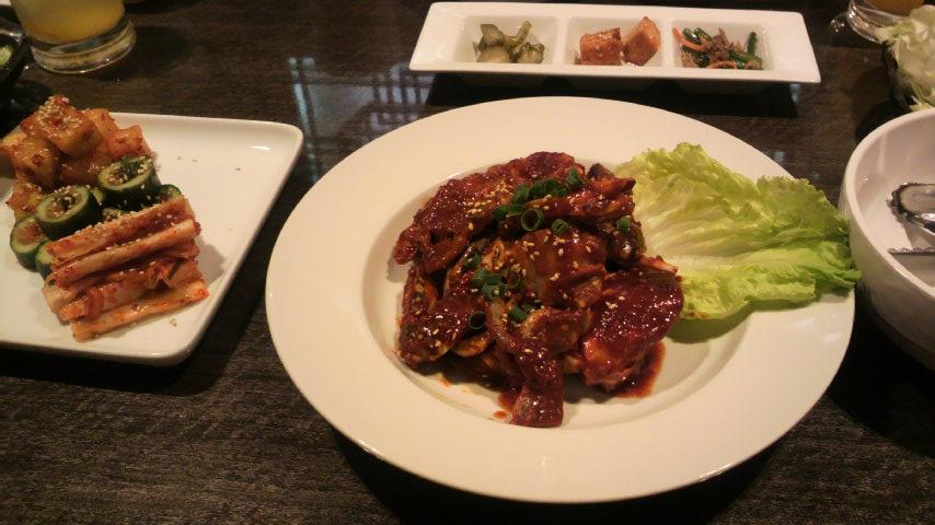 M誌韓国料理2