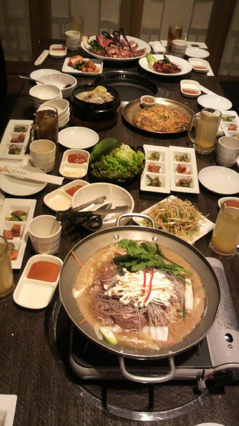 M誌韓国料理