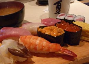 渋谷寿司らんち