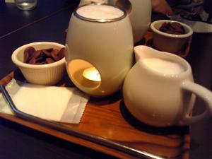 チョコレートカフェ代官山201008