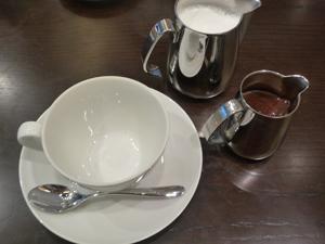 リンツカフェ銀座5