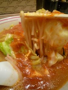 蒙古担々麺6