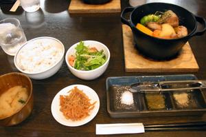 北の鉄鍋料理と燻製 余市家☆5