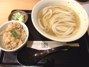 四国饂飩町田店4