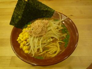 武蔵小杉の味噌ラーメン4