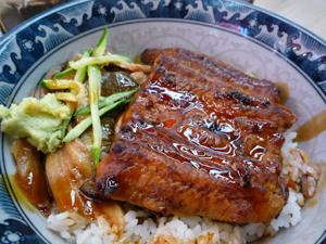 上野で丼3