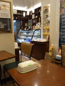 フランス洋菓子店 アレグレス広尾8
