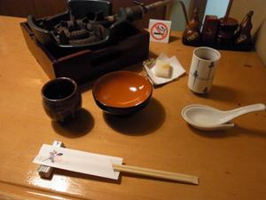 関西料理 うどん会席 神楽坂 鳥茶屋5