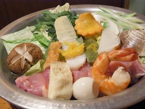 関西料理 うどん会席 神楽坂 鳥茶屋1