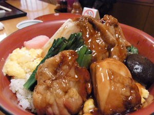 関西料理 うどん会席 神楽坂 鳥茶屋