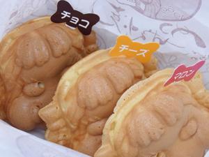 ペコちゃん焼き2