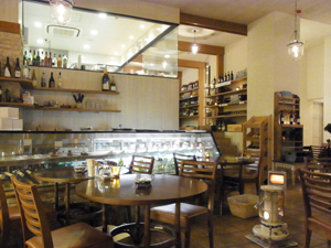 cafe restaurant AMANDINE6