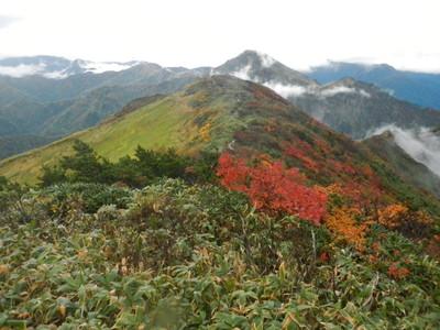 131004越後駒平ヶ岳07