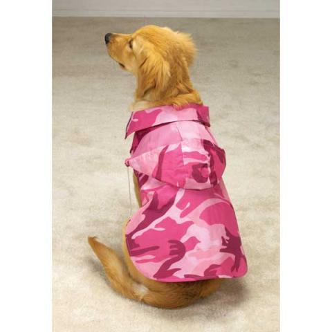 rain coat Pink