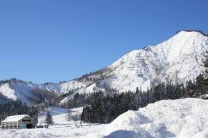 12/28只見スキー場