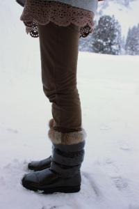 長靴の目安