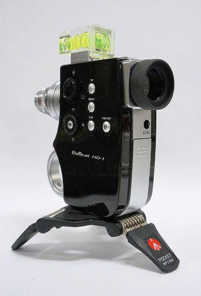 Bellami HD-1とMP3-BK