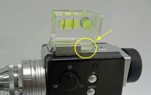 Bellami HD-1に使えないレベラー