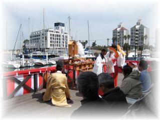 2010年4月4日安全祈願祭