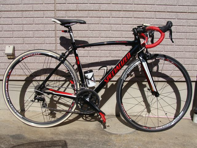 SPECIALIZED ALLEZ (2012.2.12)