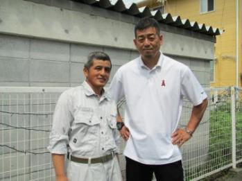 角さんと山本さん