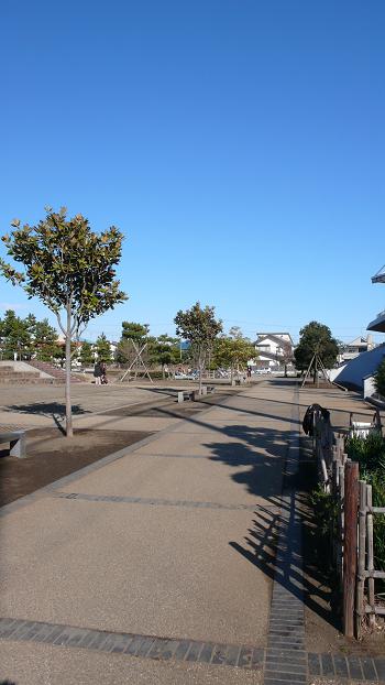 ■球場に隣接した公園も雰囲気が良い公園です!