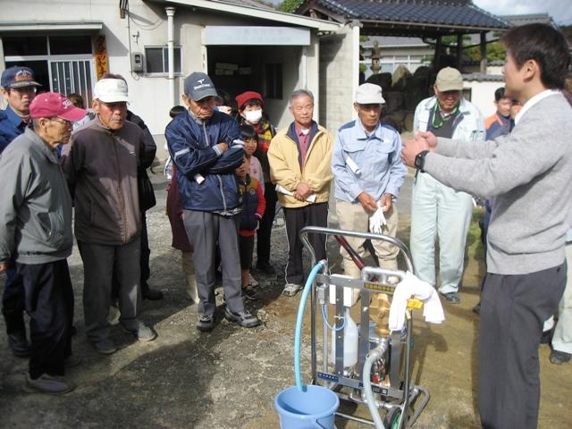 簡易型浄水器