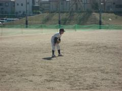 2012.2.4 ヒロヨシ守備