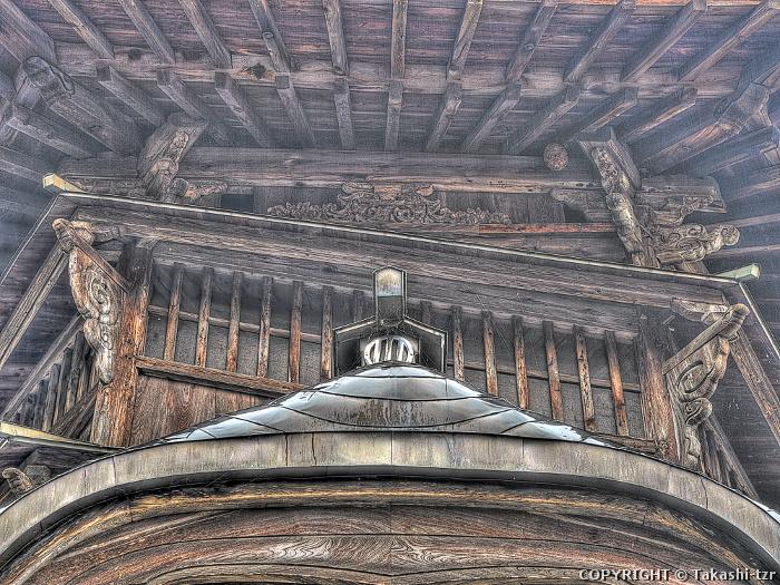 旧正宗寺三匝堂
